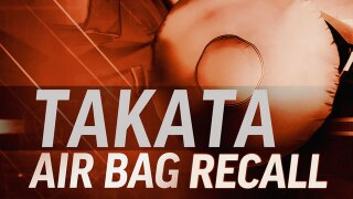Thousands of vehicles involved in Takata recall