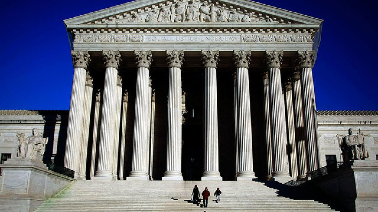 Supreme Court declines request from Pennsylvania GOP to stop redistricting