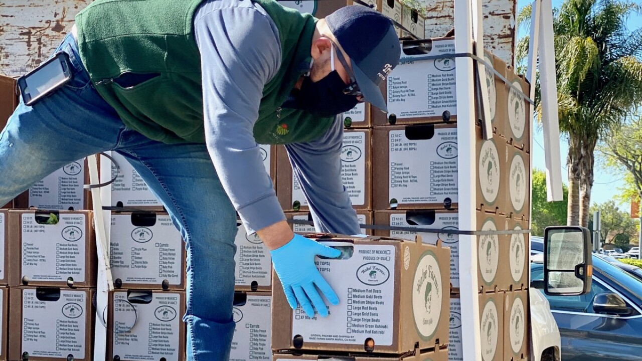 Delivery of Produce Boxes to Mission Hope Cancer Center.jpg