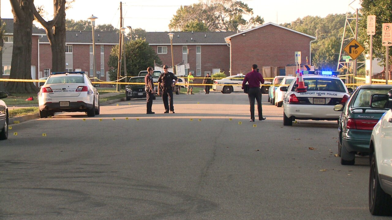 Police investigating after Newport News shooting injures man