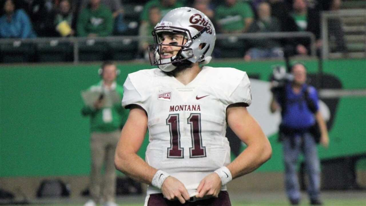Montana Grizzlies' Dalton Sneed takes blame while searching for consistency
