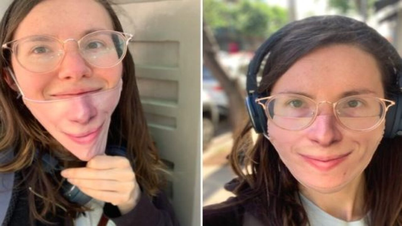 Company Makes Custom 'selfie' Masks That Look Like Your Face