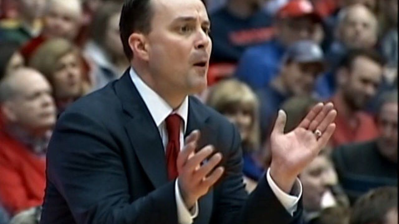 Former Arizona Associate Head Coach Archie Miller cashes in