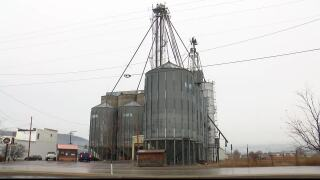 Historic downtown Kalispell's silos to be moved