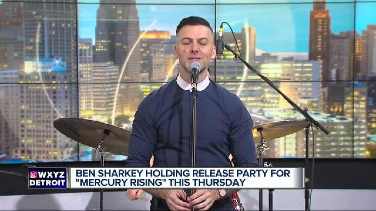 Ben Sharkey to release new music