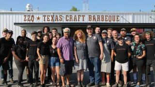 Guy Fieri visits Richmond favorite ZZQ on Diners Drive-Ins &Dives