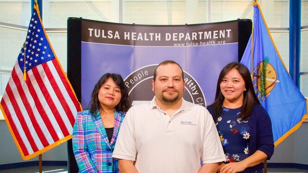City of Tulsa Translators