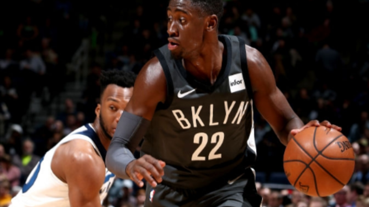 Nets' Caris LeVert sustains apparent severe right leg injury