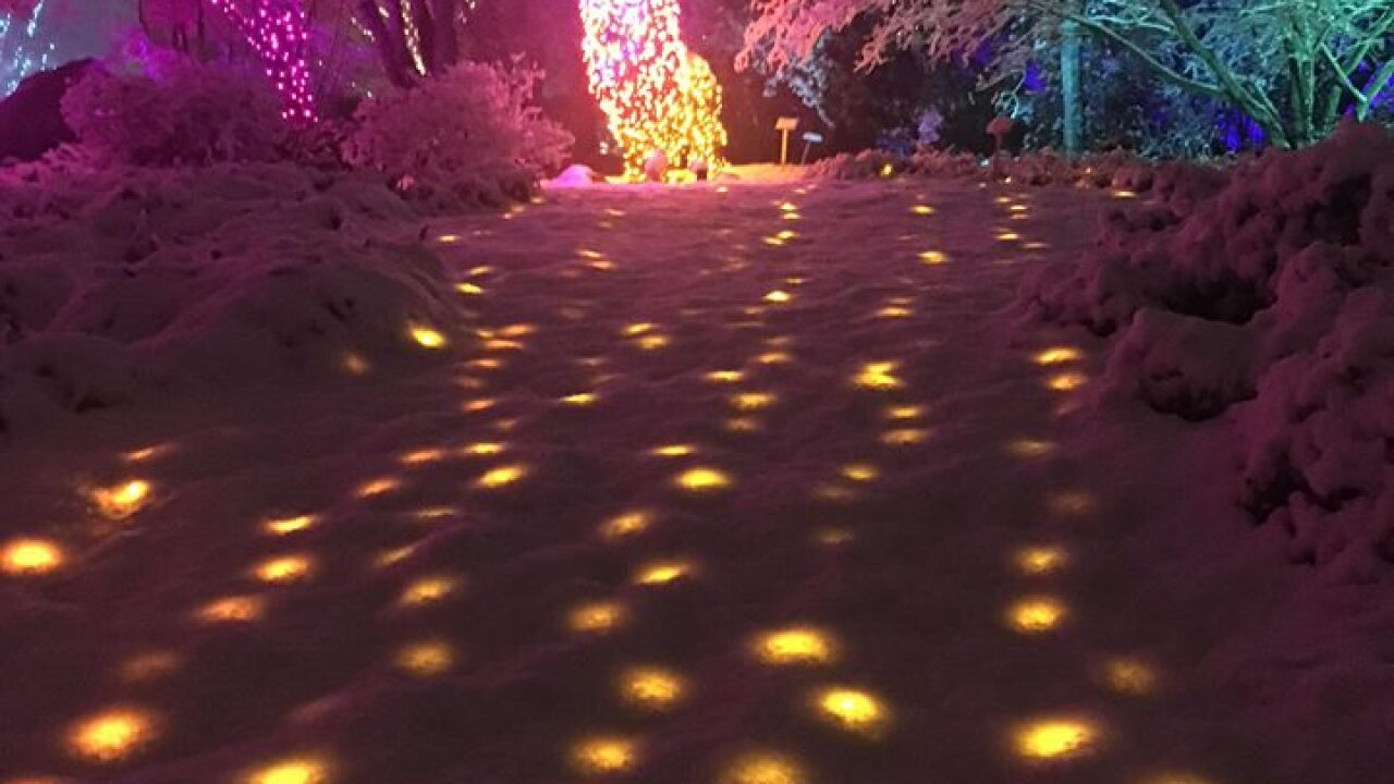 Dominion Energy Gardenfest of Lights extended