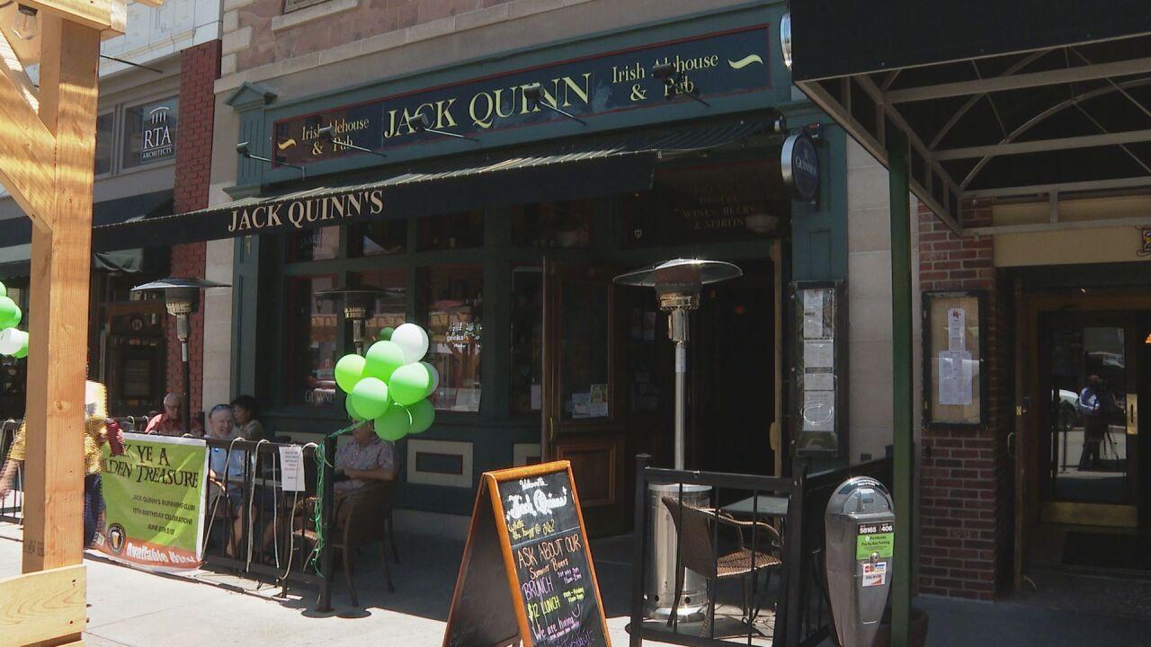Jack Quinn's
