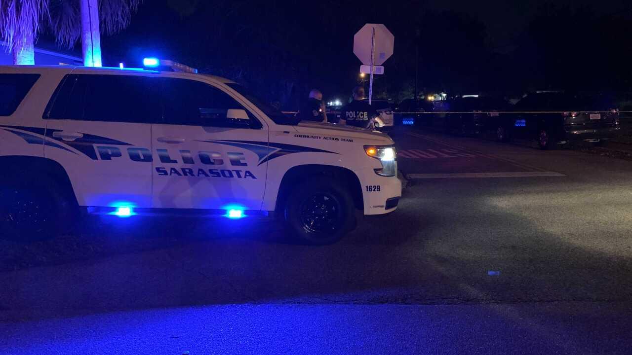 Officer-involved shooting Sarasota