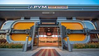 Pym Test Kitchen at Avengers Campus at Disney California Adventure Park