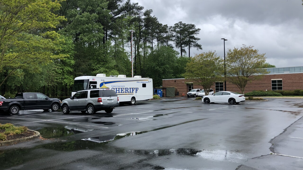 York County 100 Long Green Blvd. body found at library (April 20) 2.jpg