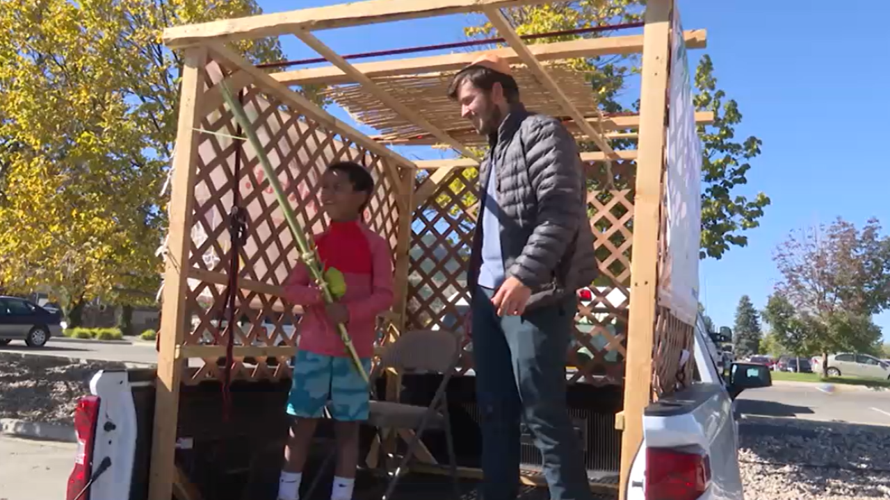 Montana Jewish Community celebrates Sukkot