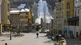 Virus Outbreak Colorado Ski Towns coronavirus