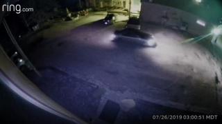 Roberts saloon robbed at gunpoint early Friday