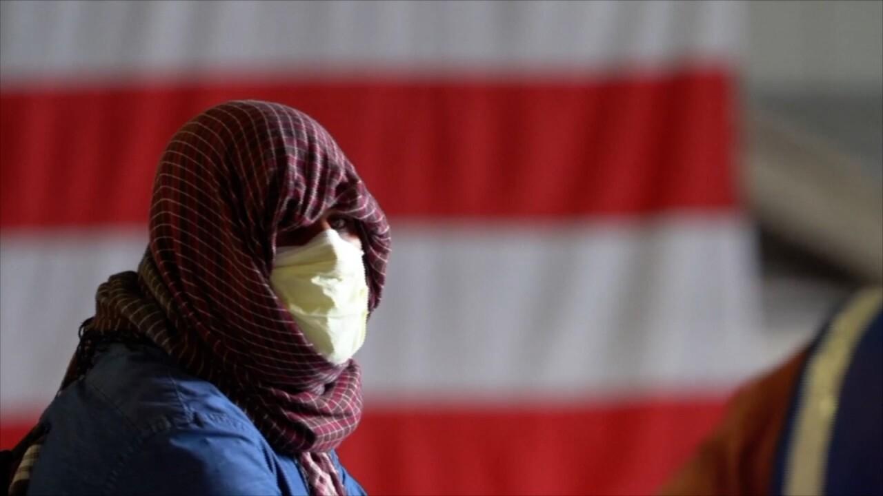 Church organization seeks housing for Afghan refugees