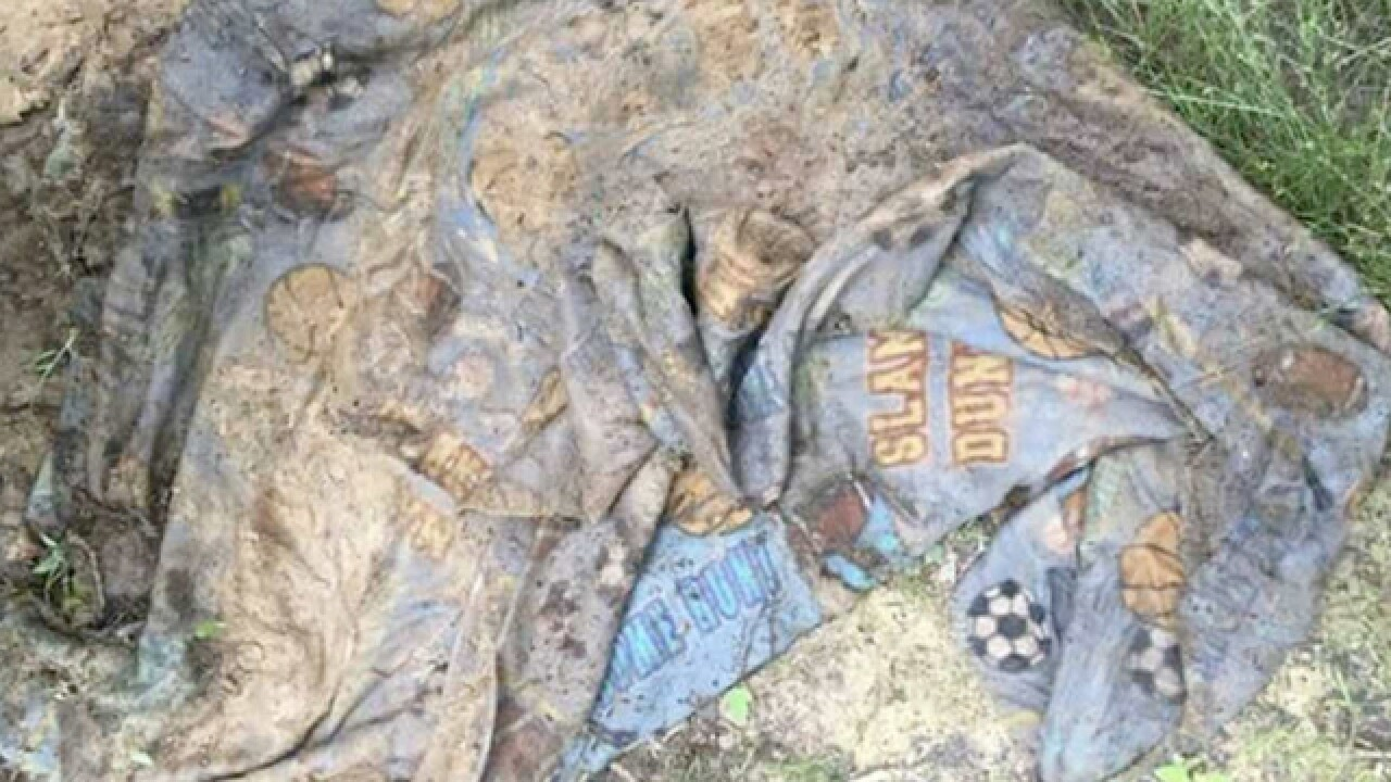 Doubt Raised Over Blanket Found In Search For Joe Clyde Daniels