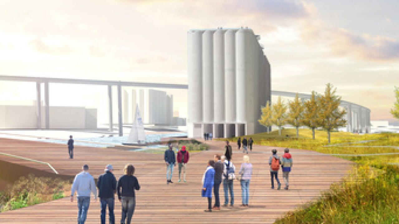 Take a look at the new Outer Harbor plans