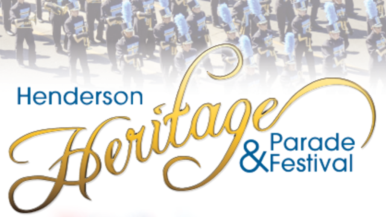 Participate in Henderson's annual Heritage Parade in April