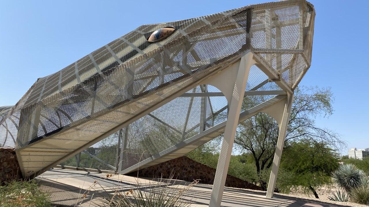 Rattlesnake Bridge near downtown Tucson
