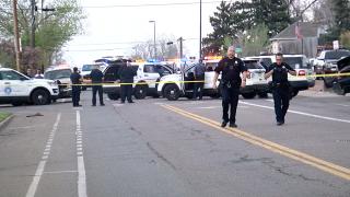 Denver police shooting