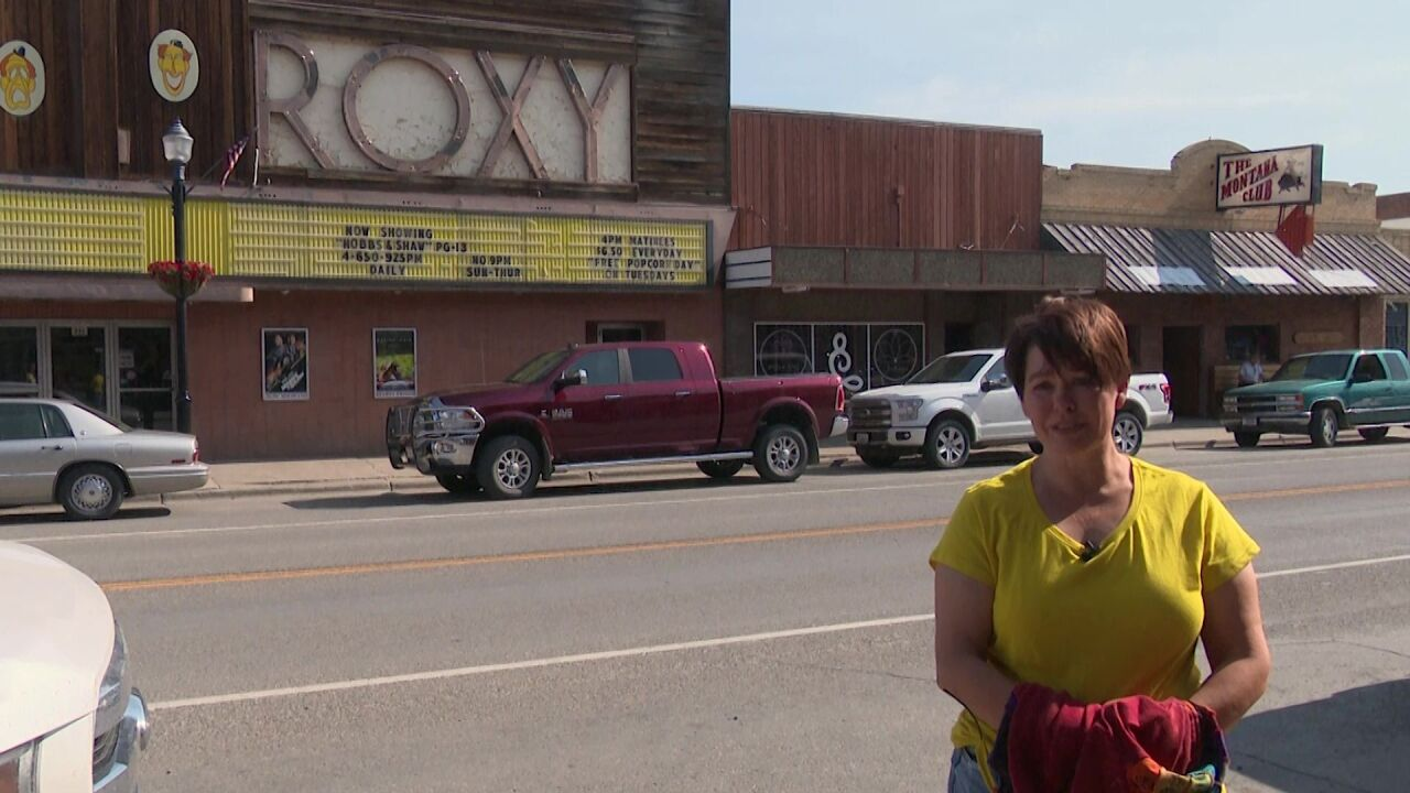"""Friends Of The Roxy"" are working to save the historic Shelby theatre"