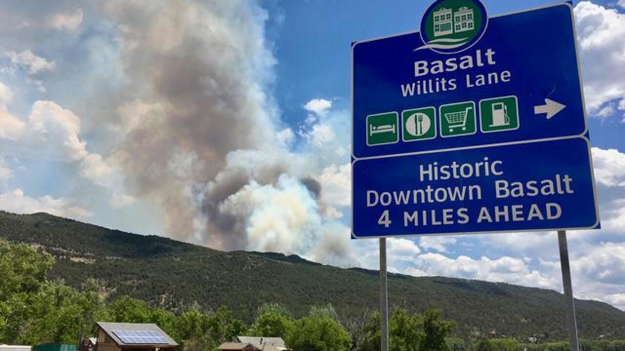 Colorado agency to reopen gun range where Lake Christine Fire was started