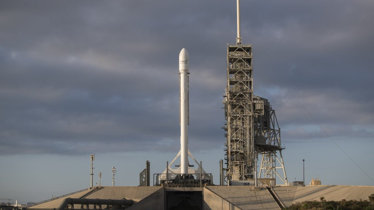 Watch: SpaceX launches Falcon9 rocket from Cape Canaveral