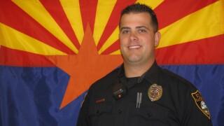 Flagstaff Officer Jarrett Shughart