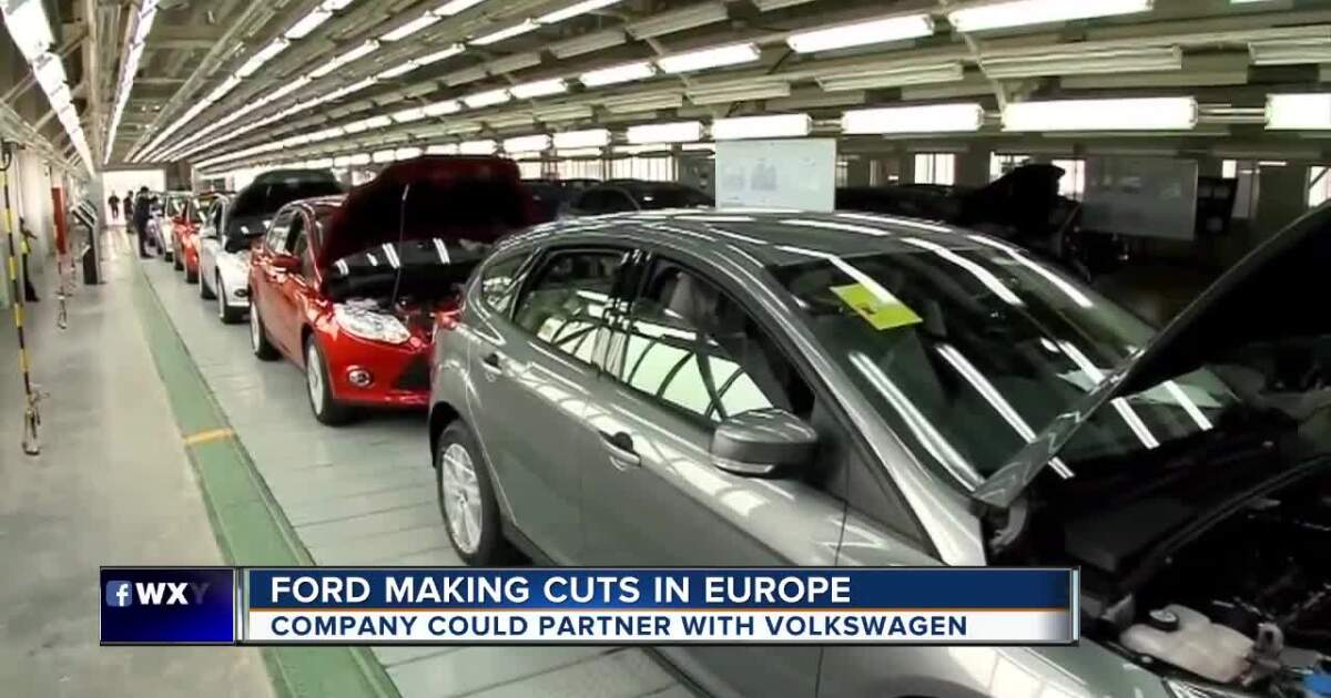 Ford making job cuts in Europe, may soon partner with ...