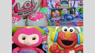 2019's hottest toys: Surprise dolls, slime, another Elmo