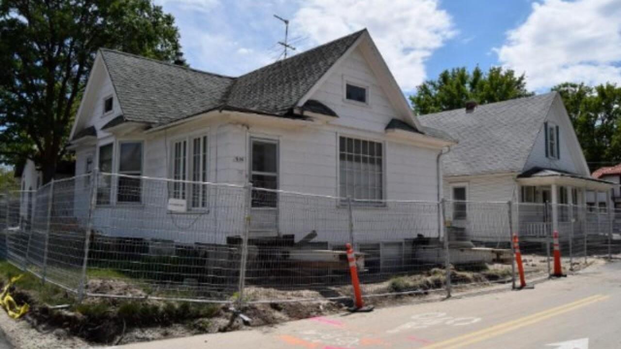 St Luke's to move, preserve historic homes