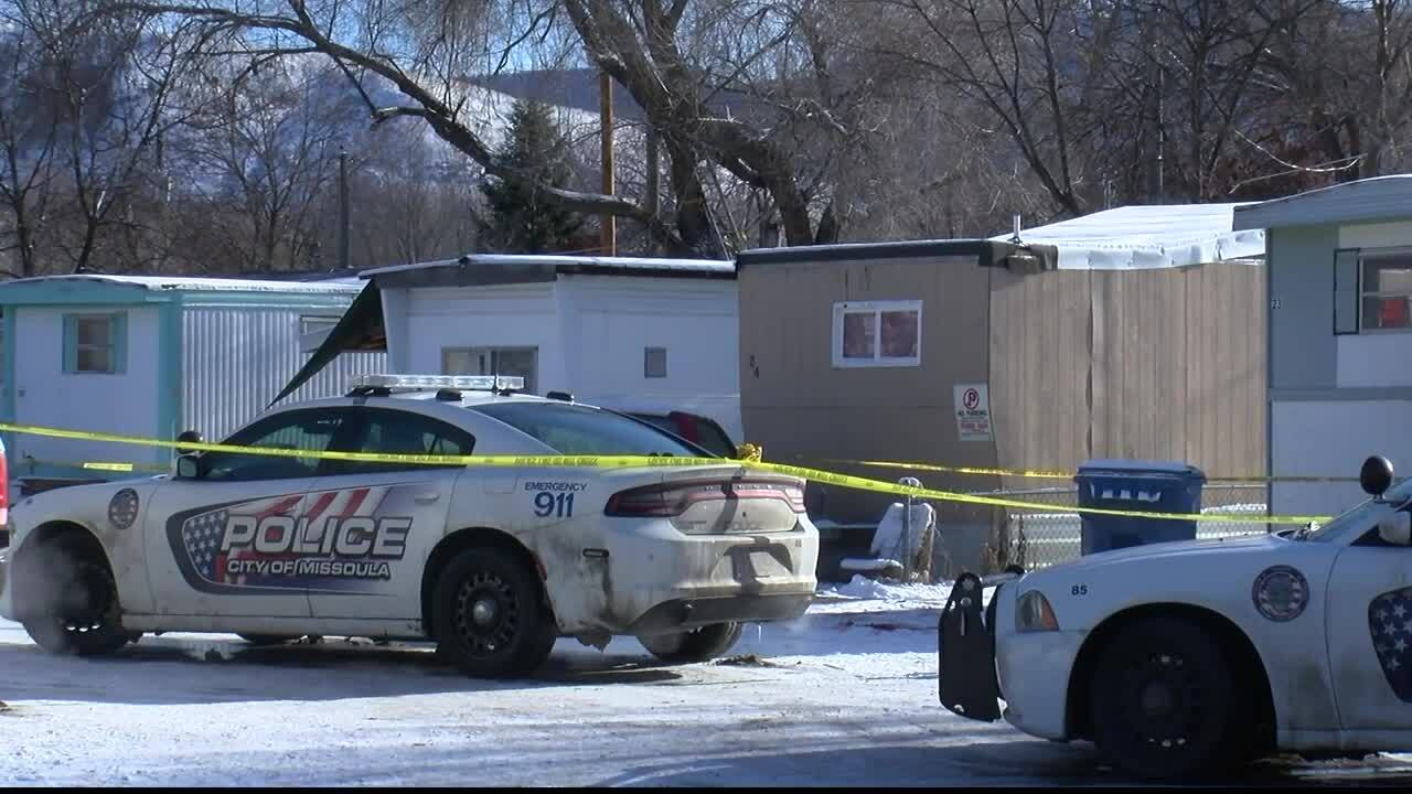 Missoula Officer Involved Shooting