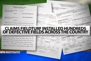 Lawsuit claims FieldTurf installed defective fields