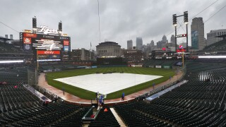 MLB ballparks will remain eerily empty on 'opening day'
