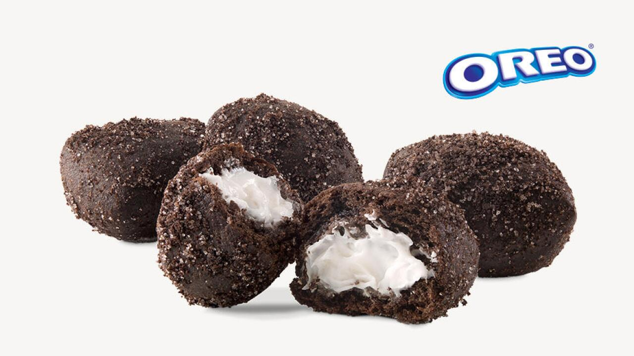 Arby's offering Oreo bites for a limited time