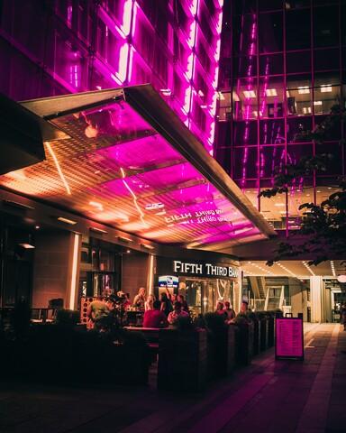 Cincygram shows off Downtown Cincy under the lights