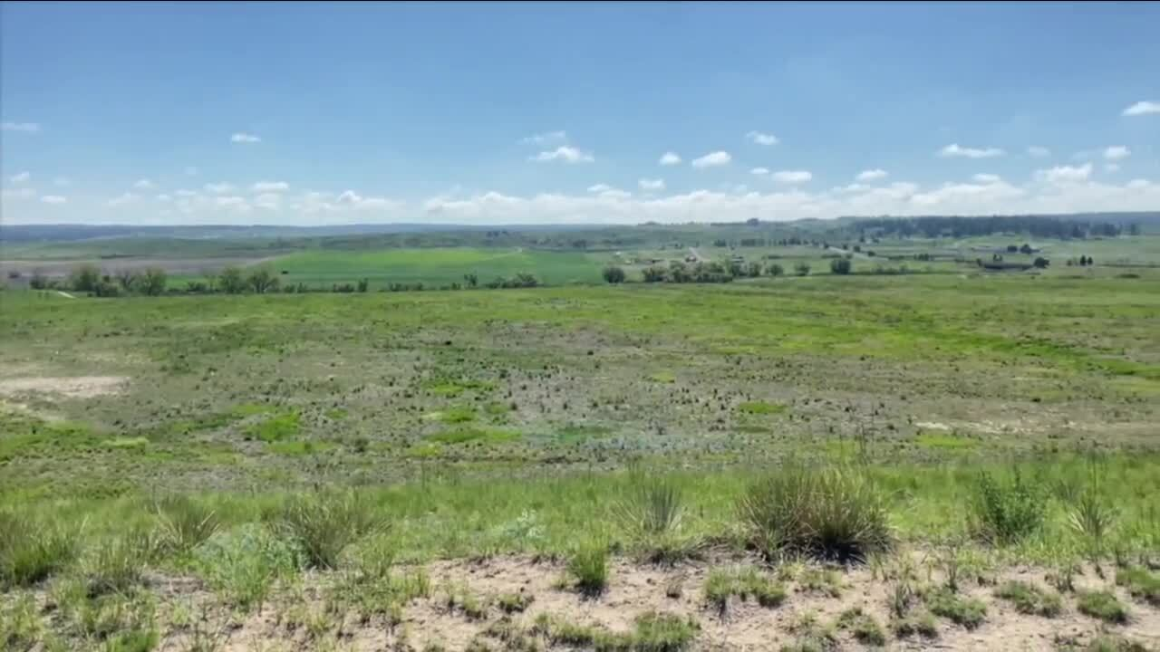Castle Rock open green space to be made into a park