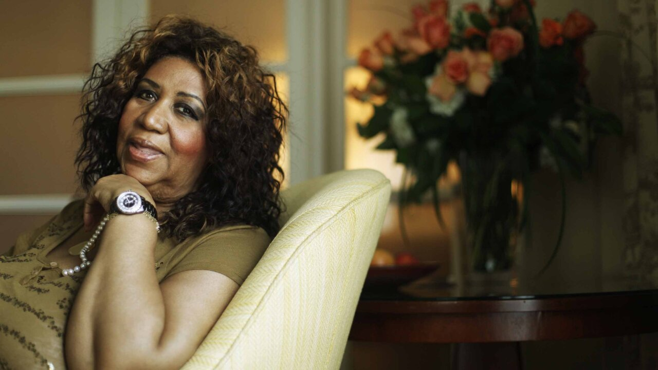 Secret trips to Petersburg: Aretha Franklin's connection to CentralVirginia