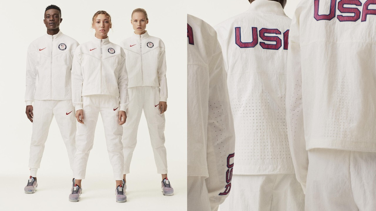 Nike unveils 2020 Olympic uniforms made of recycled materials