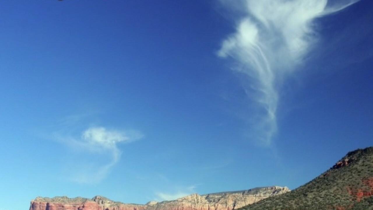 VIDEO: 5 unexplained phenomena in Arizona