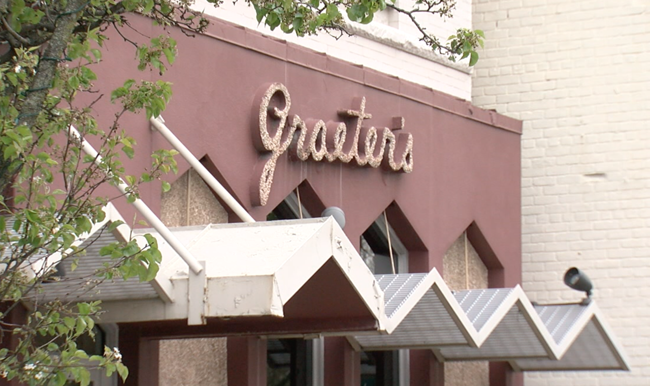 Graeter's Ice Cream in Hyde Park Square