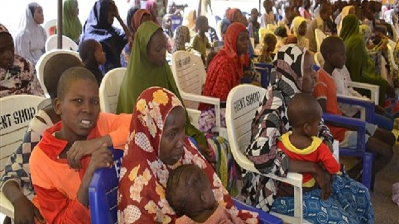 76 hungry Boko Haram members surrender