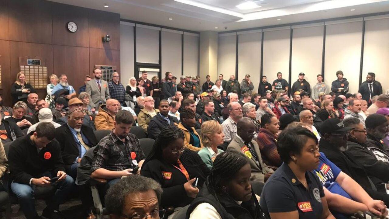 NAACP speaks out against making Hampton a Second Amendment sanctuarycity