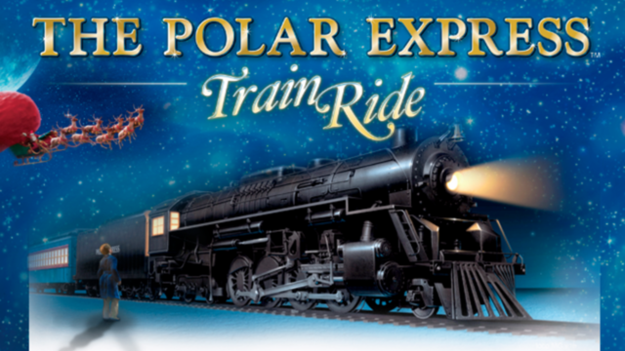 SNOW! There's a REAL Polar Express in Arizona!