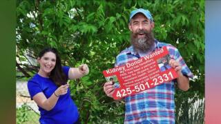 Social media brings Plains man life-saving kidney donation