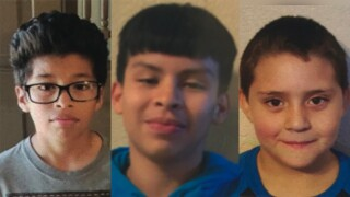 PCSD looking for 3 missing boys, last seen north of Tucson