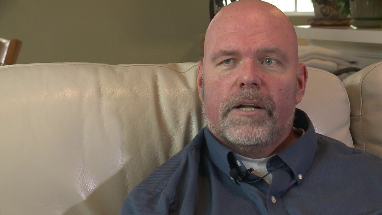 Local man diagnosed with colon cancer shares his story to helpothers