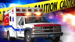 Man shot in Old Market late Saturday night Ambulance